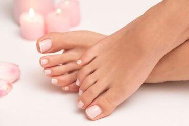 Fußpflege mit CND™ Shellac™